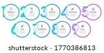vector infographic label design ... | Shutterstock .eps vector #1770386813