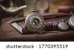 Old Antique Of Pocket Watch