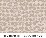 doodle seamless pattern.... | Shutterstock .eps vector #1770485423