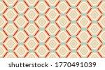 arabic pattern background. ... | Shutterstock .eps vector #1770491039