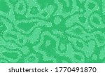 green repeated doted vector... | Shutterstock .eps vector #1770491870