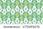 vintage pattern background. ... | Shutterstock .eps vector #1770493370