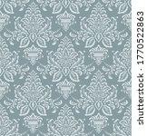 damask seamless pattern element.... | Shutterstock .eps vector #1770522863