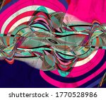 abstract watercolor background... | Shutterstock . vector #1770528986