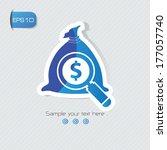 money symbol vector