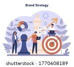 brand manager concept....   Shutterstock .eps vector #1770608189
