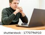 businessman at work. close up...   Shutterstock . vector #1770796910