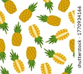 bright seamless pattern   whole ... | Shutterstock .eps vector #1770934166