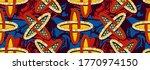 african seamless pattern ...   Shutterstock .eps vector #1770974150