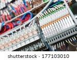 Switchgear Cabinet Detail Image