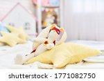 Plush Rabbit Handmade From...