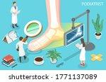 3d isometric flat vector... | Shutterstock .eps vector #1771137089