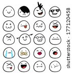 angry,arrow,avatar,cartoon,chat,crazy,crying,cute,design,eating,egg,emoticon,emotions,faces,funny