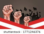 happy canada day. celebrated...   Shutterstock .eps vector #1771246376