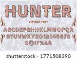 typography vector  vector... | Shutterstock .eps vector #1771508390