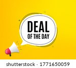 deal of the day symbol.... | Shutterstock .eps vector #1771650059