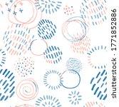 vector modern seamless... | Shutterstock .eps vector #1771852886
