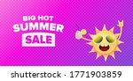 summer sale horizontal web... | Shutterstock .eps vector #1771903859