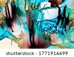 art ink. beauty is made up of... | Shutterstock . vector #1771916699