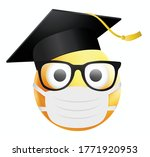 high quality emoticon isolated... | Shutterstock .eps vector #1771920953
