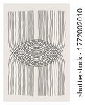 trendy abstract creative...   Shutterstock .eps vector #1772002010