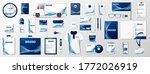 corporate branding identity... | Shutterstock .eps vector #1772026919