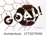 what is life without goals.... | Shutterstock .eps vector #1772075540
