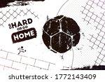 Go Hard Or Go Home. Vector...
