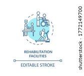 rehabilitation facilities...   Shutterstock .eps vector #1772149700