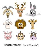 animal,caricature,cartoon,character,child,colection,collection,colorful,coloring,comic,cow,cute,deer,design,domestic