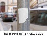 Rectangular Blank Sticker...