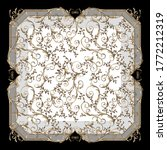 classic traditional baroque... | Shutterstock .eps vector #1772212319