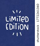 Limited Edition  Confidence An...