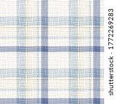 seamless french blue white... | Shutterstock . vector #1772269283