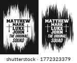 Matthew Mark Luke John The...