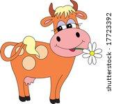 cow | Shutterstock . vector #17723392