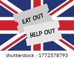 eat out help out  chancellor... | Shutterstock .eps vector #1772578793