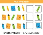 what comes next with cute... | Shutterstock .eps vector #1772600339