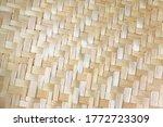 Bamboo Wood Weaving Texture...