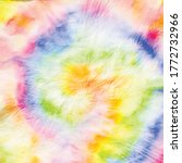 vector swirl. circle tie dye... | Shutterstock .eps vector #1772732966
