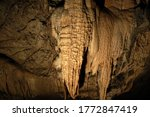 closeup of a mountain cave with ...   Shutterstock . vector #1772847419
