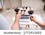 Virtual Wine Tasting Using...