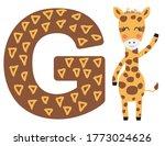 Cute Animal Alphabet For Abc...