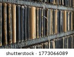 Old Commission Books In A...
