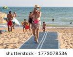 Punta Umbria  Huelva  Spain  ...
