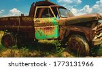 Rustic Old Chevy Farm Truck...