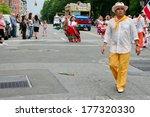 new york   jun 22  native latin ...   Shutterstock . vector #177320330