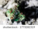 amazing natural bismuth glossy... | Shutterstock . vector #1773281519
