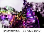 amazing natural bismuth glossy... | Shutterstock . vector #1773281549