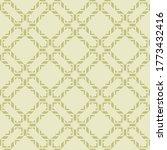 vector abstract geometric... | Shutterstock .eps vector #1773432416